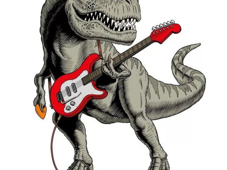 Punk Rock Dinosaurs