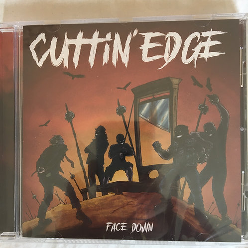 Cutting Edge - Face Down CD