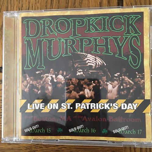 Dropkick Murphys- Live on St Patrick's Day CD