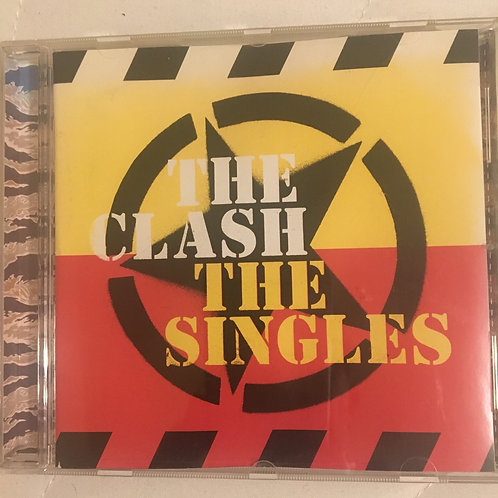 The Clash -The Singles
