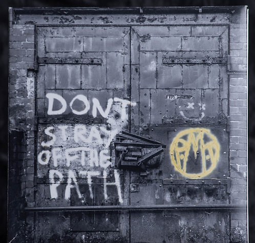 Pre Menstrual Tension - Don't Stray Off The Path CD (2017)