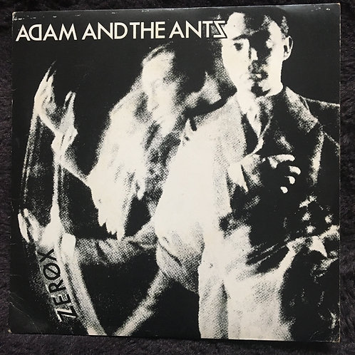 Adam and the ants - Zerox