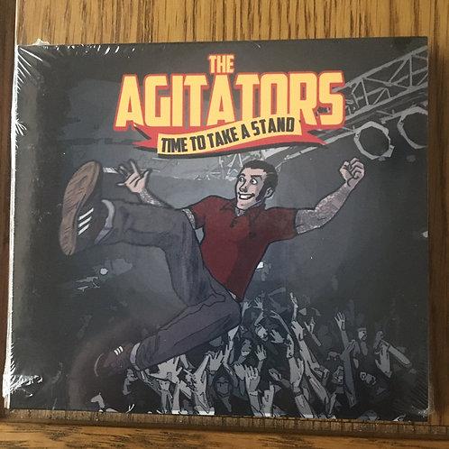 The Agitators- Time to Take a stand CD