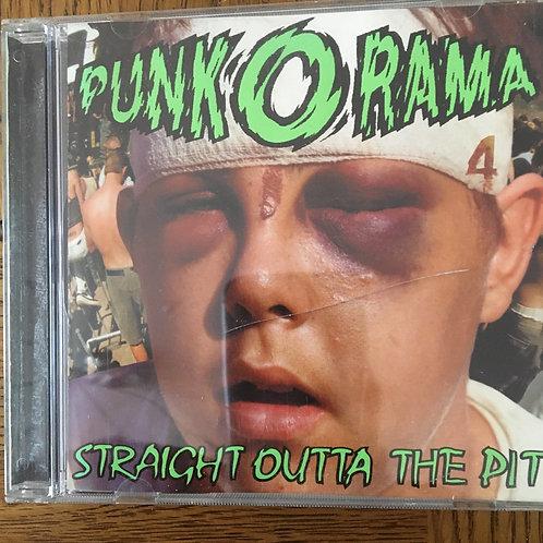 Punk-o-Rama 4 - compilation cd