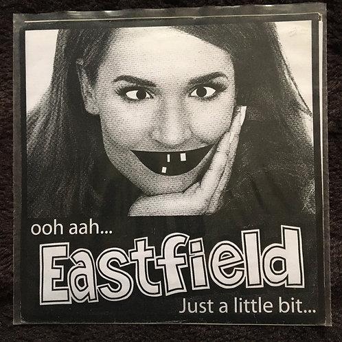 "Eastfield / Confrontation Split 7"" Red VINYL"