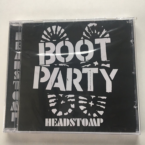 Boot Party - Headstomp Cd