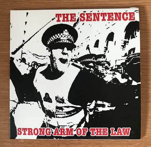 The Sentence - Strong Arm Of The Law CD