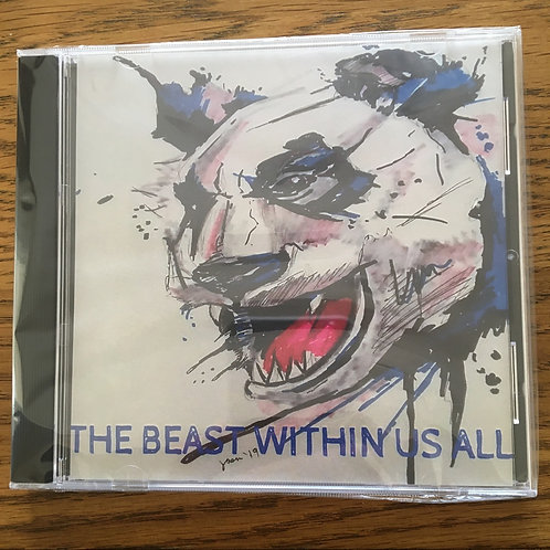 The Beast Within Us All - Compilation CD