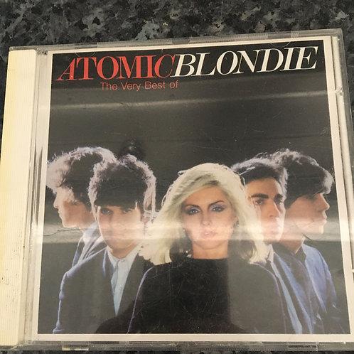 Atomic Blondie - The Best of Cd