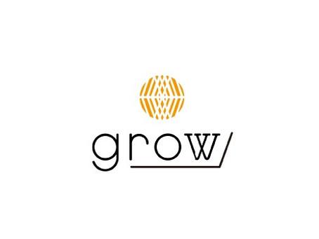 growのロゴができました。