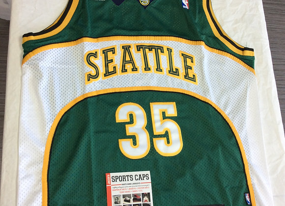 Kevin Durant Seattle Super Sonics Jersey