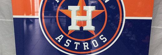 Astros Canvas