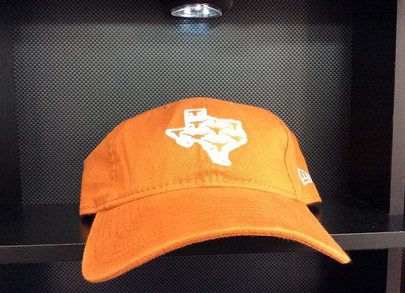 Texas Longhorns Texas State Dad Cap