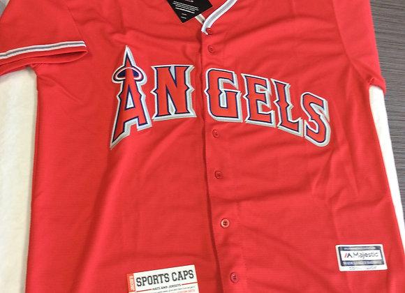 AnaHeim Angels Blank Jersey
