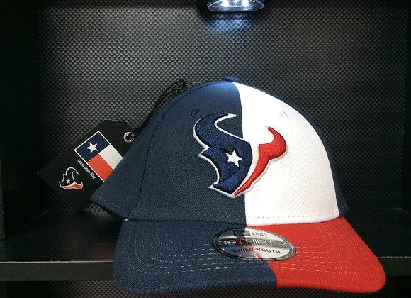 Houston Texans New Era 2019 Draft Spotlight 39THIRT Flex-Hat Youth