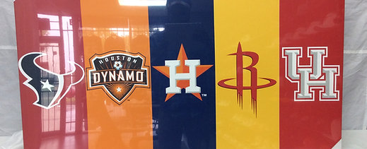 Five Team Canvas - Houston