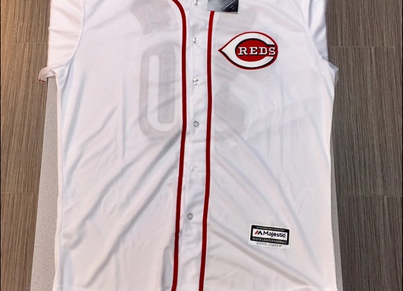 Cincinnati Reds Griffey Jersey White