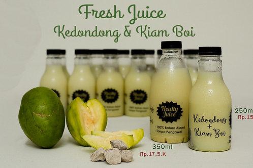 juice kedondong