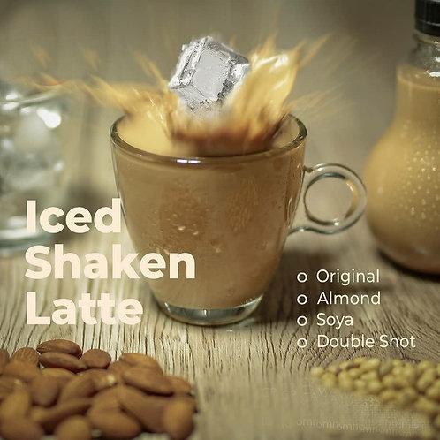 Iced Shaken Latte