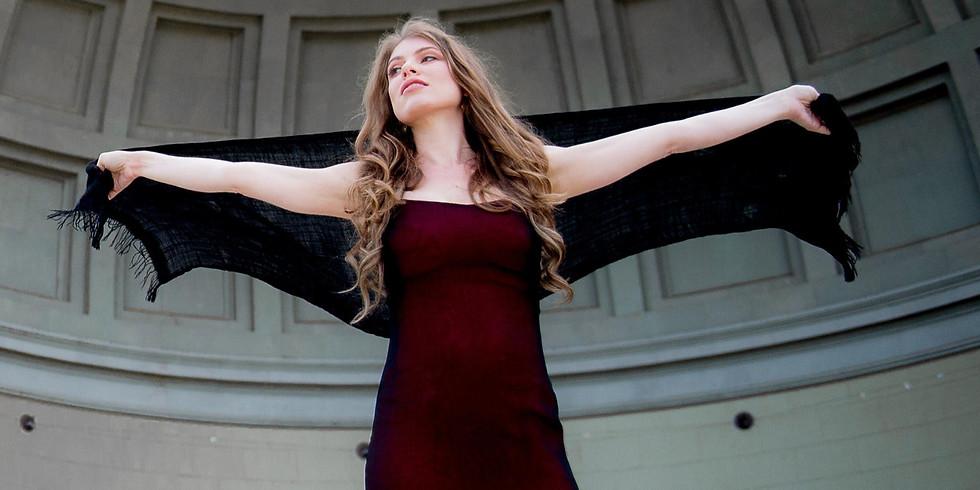 Sparrow Live Presents: Invitation to a Voyage, Mezzo-Soprano Leandra Ramm in Recital - Encore Presentation