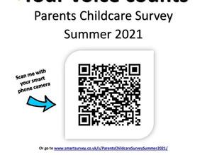 Parents Childcare Survey - Your View Counts