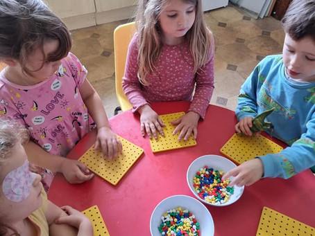 Beads & Eggs
