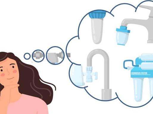 Você sabe escolher o sistema de purificação de água residencial ideal?