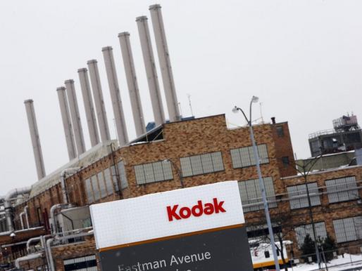 Como a Kodak descobriu acidentalmente um teste ultrassecreto