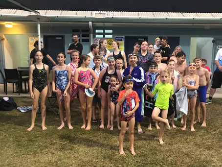 The Lakes Swim Club Break Up