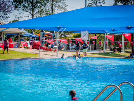 Carole Park Community Pool