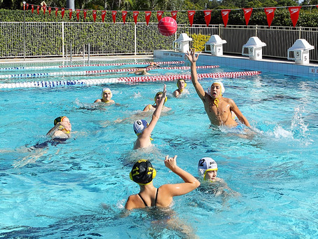 Academy Water Polo is now at Goodna!