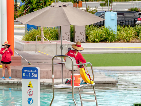 Water Safety at the Lagoon
