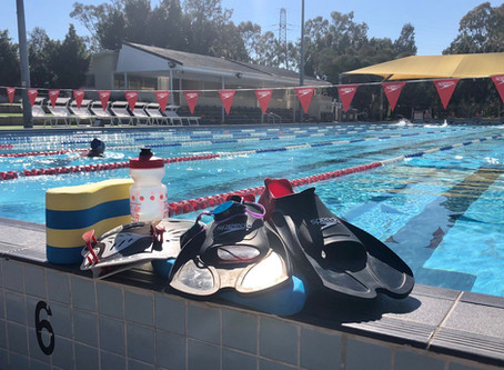 Getting back into swimming or looking to get some focus in your routine?