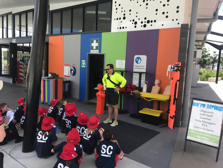 Lagoon School Visits