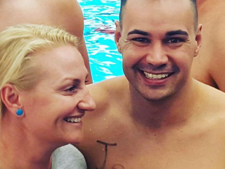 Jeremy Archer - Brisbane Tritons Water Polo