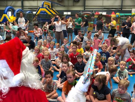 Santa Visits Redbank