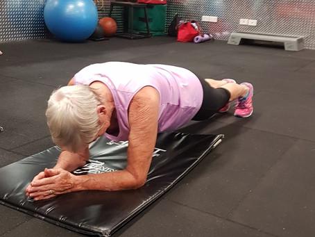 Fitness Plank Challenge