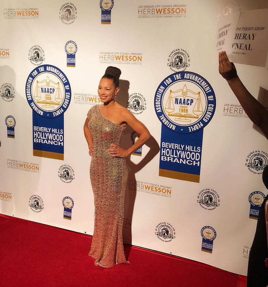 NAACP Theatre Awards Red Carpet 2018