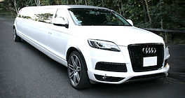 Audi Limo Perth for hire and is 14 seater small charter vehicle in Western Australia