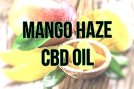 The OMC - Mango Haze CBD Oil