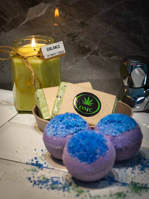 OMC CBD Bathbombs