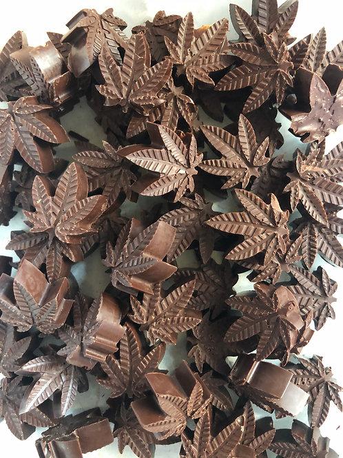 Dark Chocolates infused with CBD
