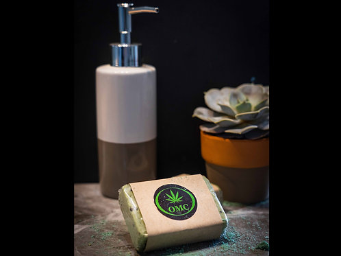 Handmade CBD Infused Hemp Soap