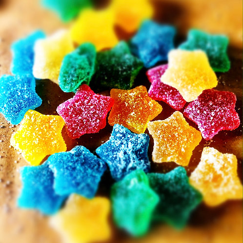 Sun State Hemp CBD Organic Vegan Gummies
