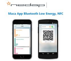 Maca App Bluetooth