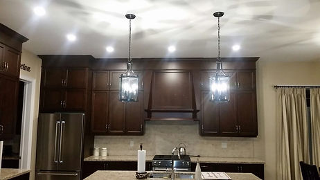Potlights and Pendant Fixtures