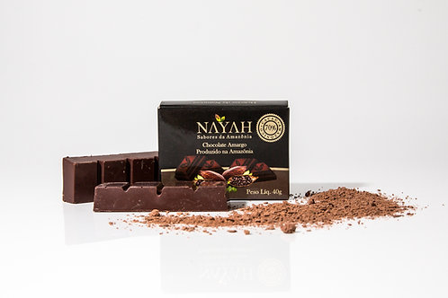Chocolate Fino Intenso 70% Cacau (40g)