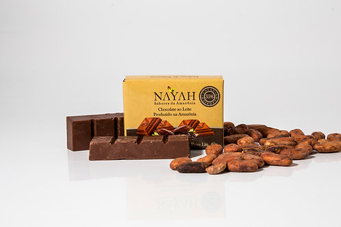 Chocolate Fino ao Leite 35% Cacau (40g)
