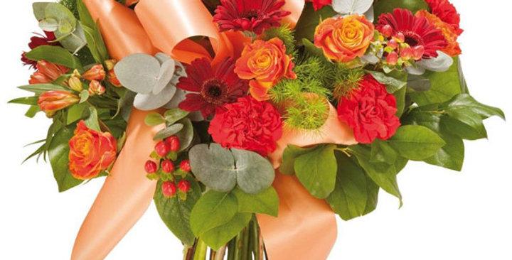 Bouquet de condoléance