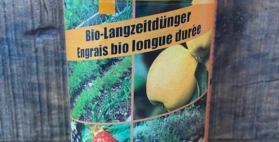 Engrais BIO granulés longue durée